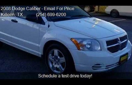 Dodge Caliber Maintenance Schedule at Blue Ridge 75424 TX USA