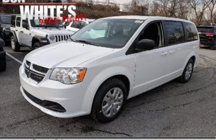 2018 DODGE GRAND CARAVAN Cockeysville, MD 834028 From Moorcroft 82721 WY