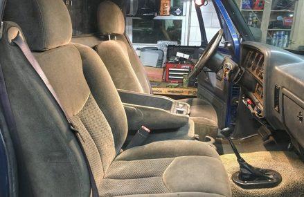 First Gen Cummins Chevy 1500 Seat Swap! in City 27596 Youngsville NC
