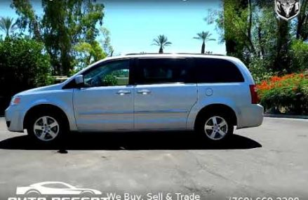 2008 Dodge  Grand Caravan 3 row seating SXT – Auto Desert at Maize 67101 KS