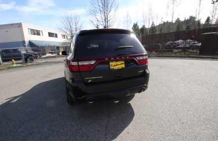 2018 Dodge Durango SRT | Black Clearcoat | JC341358 | Redmond | Seattle Mesa Arizona 2018