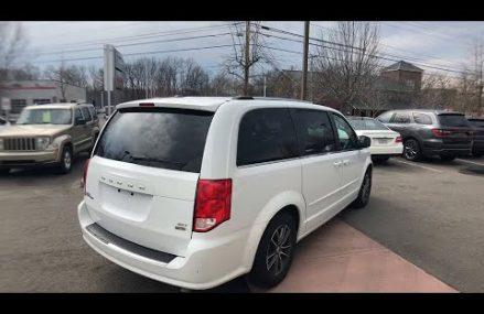 2017 Dodge Grand Caravan for sale near me, Northampton, MA PR2885 For Monroeville 44847 OH