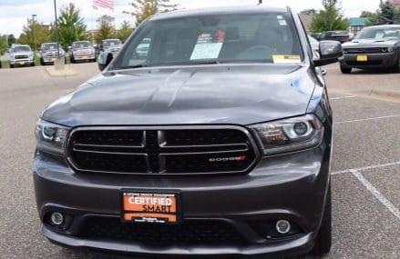 2017 Dodge Durango RT AWD – Used SUV For Sale – Hudson, Wisconsin Aurora Illinois 2018