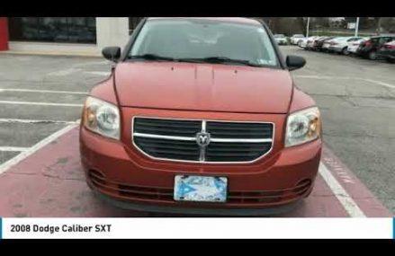 Dodge Caliber Diesel at Houston 77254 TX USA
