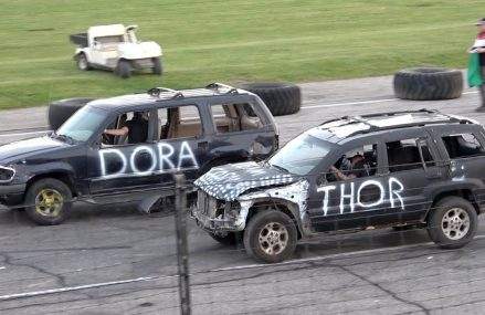 Dodge Viper Dash Near Speedway 95, Hermon, Maine 2018