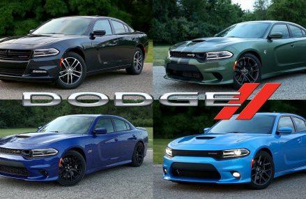 2019 Dodge Charger Lineup: R/T | R/T Scat Pack | SRT Hellcat | GT | SXT Now at 79184 Amarillo TX