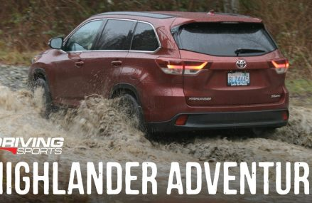 2019 Toyota Highlander SE AWD On and Off-Road Review #drivingsportstv Minneapolis Minnesota 2018