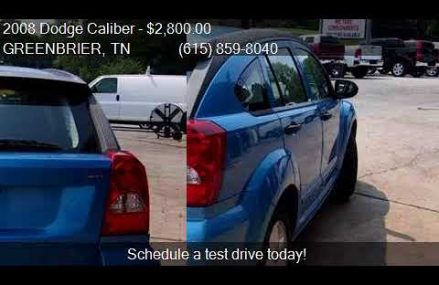 Dodge Caliber Xst at Killeen 76547 TX USA