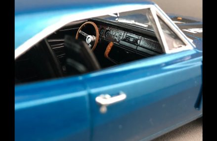 """The Beginner """"How To"""" Video #5 with the Revell 1970 Dodge Charger From 36203 Anniston AL"""