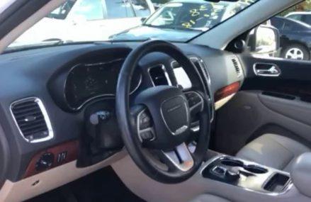 Pre-Owned 2015 Dodge Durango Limited at Firkins Automotive Stockton California 2018