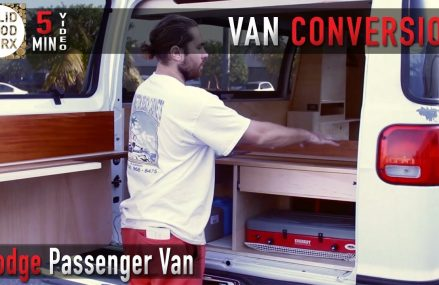 Dodge Passenger Van Full Build Tour From Nashville 71852 AR