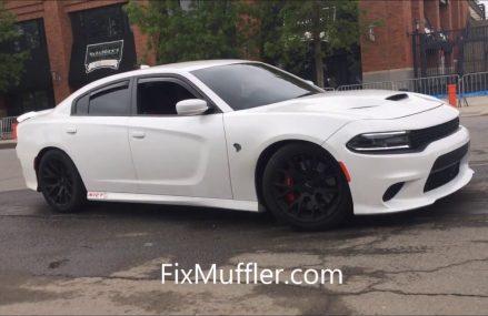 Dodge Charger muffler delete straight pipe Near 1501 Auburn MA