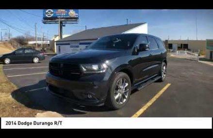 2014 Dodge Durango Tallmadge OH 5U2487 Fort Lauderdale Florida 2018