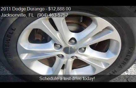 2011 Dodge Durango Express AWD 4dr SUV for sale in Jacksonvi Jackson Mississippi 2018