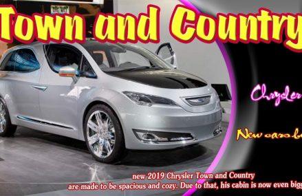 2019 chrysler town and country | 2019 chrysler town and country limited | new cars buy at Macon 31207 GA