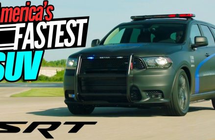 "2019 Dodge Durango SRT | The ""No Compromise"" SUV 
