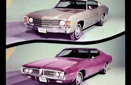 1972 Dodge Charger vs Chevrolet Malibu Dealer Promo Film From 98001 Auburn WA
