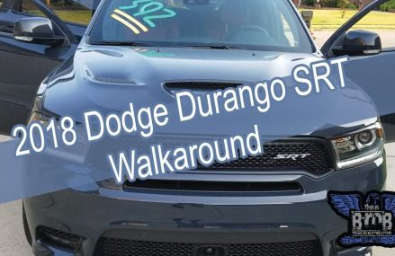 2018 Dodge Durango SRT Walkaround Thousand Oaks California 2018
