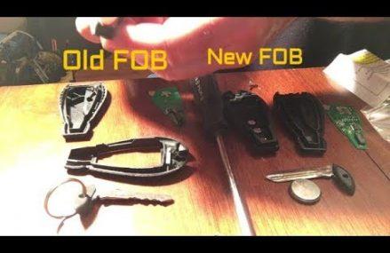 Dodge Key FOB  Rebuild at New Orleans 70167 LA
