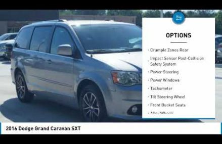 2016 Dodge Grand Caravan Silsbee TX R04032 at Mojave 93501 CA