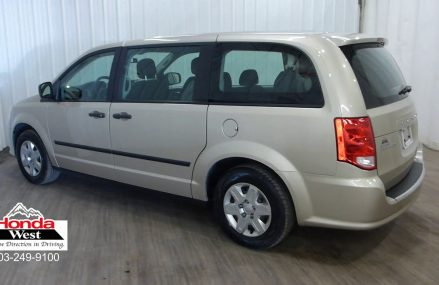 2012 Dodge Grand Caravan SE/SXT – 18050741 in Minneapolis 55402 MN