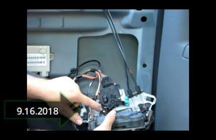 2005 Dodge Grand Caravan Door Lock Actuator Replacement For Miami 33129 FL