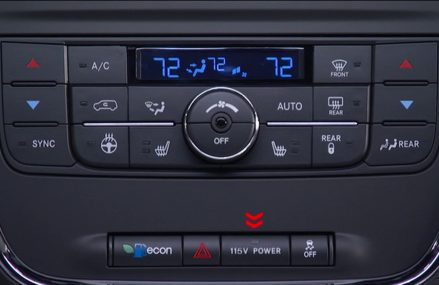 Electrical Power Outlets-Using the 12V power supply electrical plug on 2018 Dodge Grand Caravan Hollywood Florida 2018