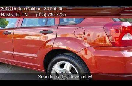 Dodge Caliber Orange Near San Antonio 78220 TX USA