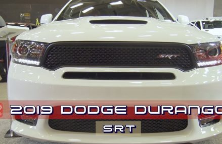 2019 Dodge Durango SRT – Exterior And Interior – 2019 Quebec Auto Show Montgomery Alabama 2018