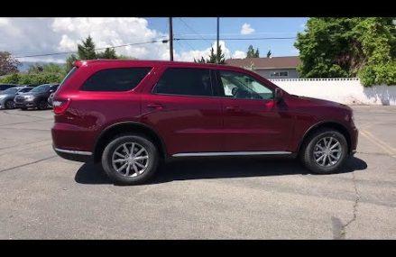 2018 Dodge Durango Carson City, Dayton, Reno, Lake Tahoe, Carson valley, Northern Nevada, NV 218434 Columbus Georgia 2018