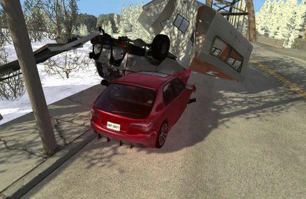 Dodge Caliber Jumping at Macdona 78054 TX USA