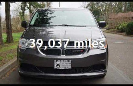 2016 Dodge Grand Caravan SXT Premium Plus **39k Miles** 1-Owner for sale in Milwaukie, OR For Mears 49436 MI
