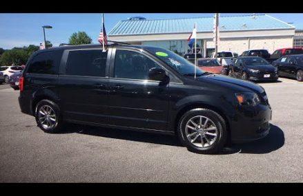 2014 Dodge Grand Caravan Mt. Airy, Westminster, Skysville, Germantown, Frederick, MD B188251 at New London 28127 NC