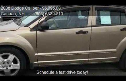 Dodge Caliber Sxt 2008 in Runge 78151 TX USA
