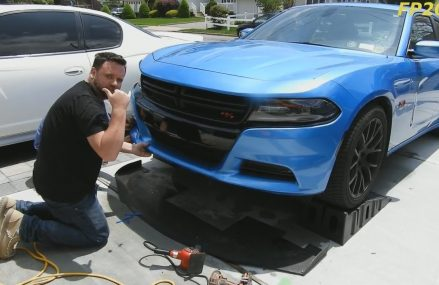 I Gave My Front SplItter to a real friend Ma Man RTLife and we installed it Within Zip 41101 Ashland KY