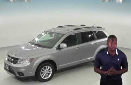 R96883NC – Used, 2016, Dodge Journey, SXT, AWD, Grey, SUV, Test Drive, Review, For Sale – Thousand Oaks California 2018