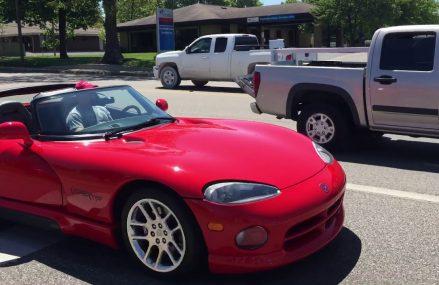 Dodge Viper Generations Location Southern National Motorsports Park, Lucama, North Carolina 2018