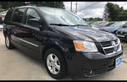 2010 Dodge Grand Caravan SXT for sale in LOVELAND, OH at Macon 31299 GA