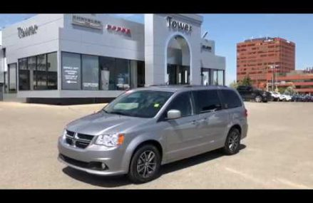 2017 DODGE GRAND CARAVAN SXT PREMIUM PLUS – P9524A Near Mira Loma 91752 CA