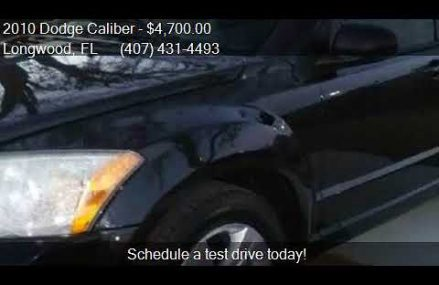 Dodge Caliber Manual Transmission Near Alvarado 76009 TX USA
