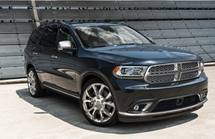 Dodge Durango 2018 Car Review Pasadena California 2018