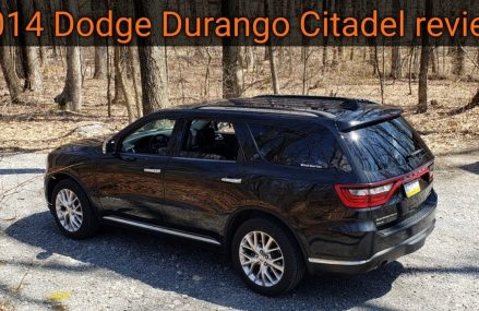 2014 Dodge Durango Citadel long term review Wichita Kansas 2018