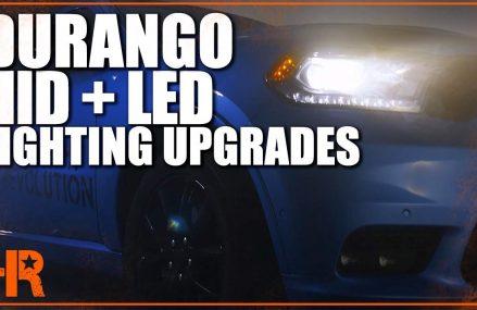 HID and LED Lighting Upgrades for Your Dodge Durango  ||  Headlight Revolution Pittsburgh Pennsylvania 2018