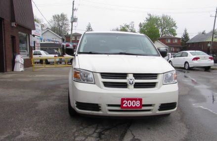 2008 Dodge Grand Caravan SE For Mount Victoria 20661 MD