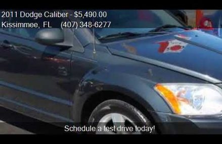 Dodge Caliber Mainstreet 2011 in Colmesneil 75938 TX USA