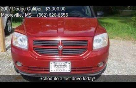 2007 Dodge Caliber Sxt at Sandy 78665 TX USA