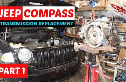 Dodge Caliber Alternator Removal at Rye 77369 TX USA