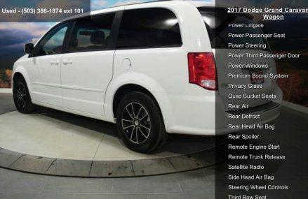 2017 Dodge Grand Caravan GT Wagon at Magnet 68749 NE