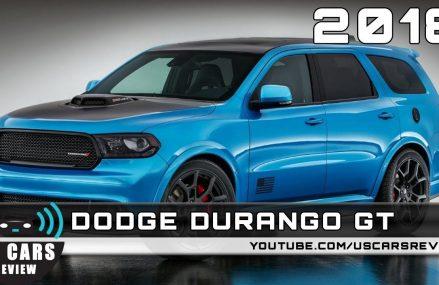 2018 DODGE DURANGO GT Review Albuquerque New Mexico 2018