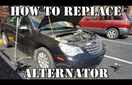 Dodge Caliber Alternator Replacement in Marshall 75672 TX USA